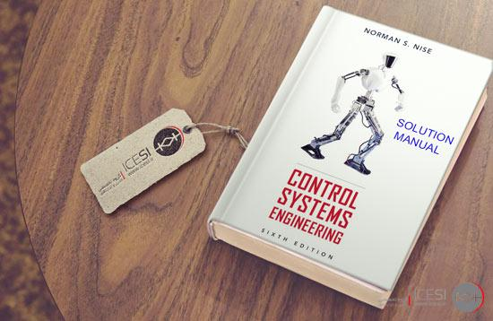 Solution Manual Control Systems Engineering
