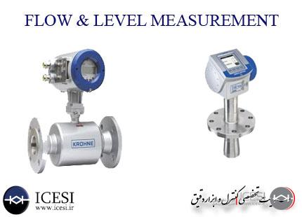FLOW & LEVEL MEASUREMENT